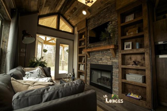 Smart cabin interior