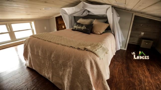 Smart cabin loft