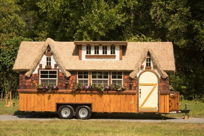 Highland tiny home