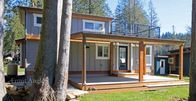 Tiny Home Designs: Creative Tiny Homes And Cozy