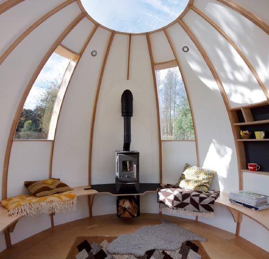 Tiny Pod interior