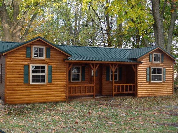 Cozy cabin kit