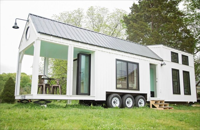 Tiny house for family