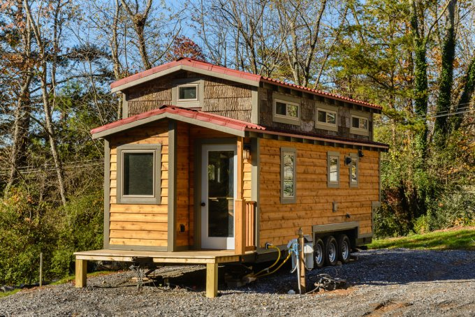 Custom tiny home