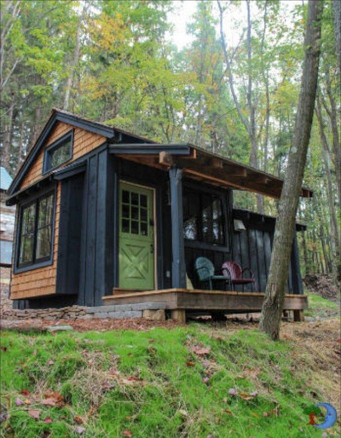 Moonshadow Cabin